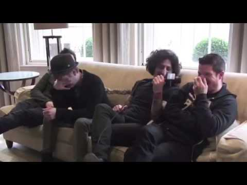Patrick Stump being cute - YouTube