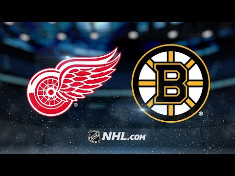 Marchand completes hat trick in OT as B's top Wings