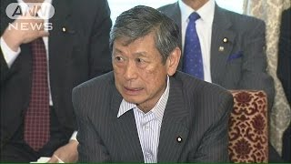 自民党の高村副総裁は、野党側が内閣不信任案を提出した場合、安倍総理...