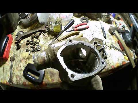 Рулевой механизм от  Москвича-412