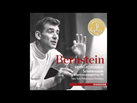 New York Philharmonic Orchestra, Leonard Bernstein - Schéhérazade, Op. 35: I. La mer et le vaisseau