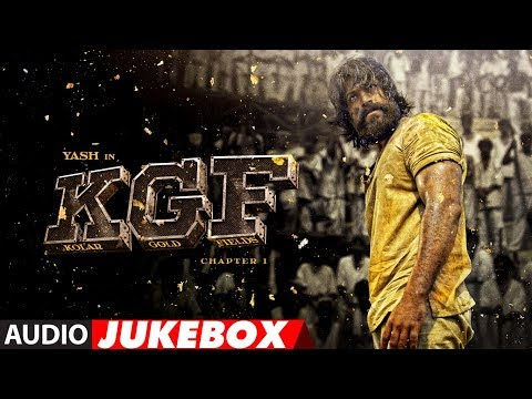 Full Album: Kgf  Audio Jukebox  Yash  Srinidhi Shetty  Ravi Basrur  Tanishk Bagchi