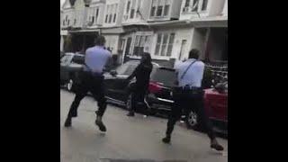 us police kills black mentally Ill man Walter Wallace jr