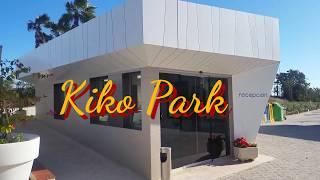 KIKO PARK Camping Oliva (Valencia) Dez. 2017