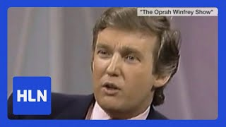 Oprah asks a 42-year-old Trump if he
