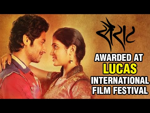 WOW! Sairat Receives Two Awards At Lucas International Film Festival in Germany | Marathi Movie