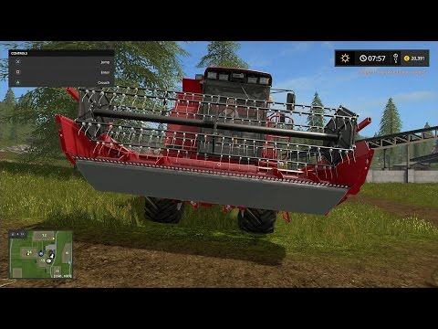 Farming Simulator 17: Quick Look