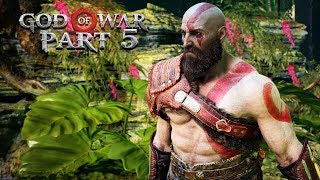 God of War - Part 5 - A WHOLE NEW WORLD (Let's Play / Walkthrough / PS4 Pro Gameplay)