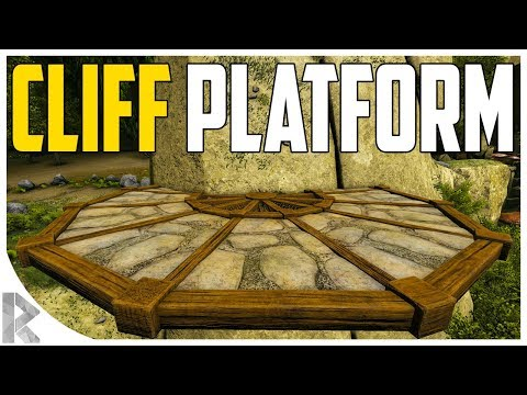 NEW CLIFF PLATFORMS! - Building a New Base! - Ark Aberration Expansion Pack DLC EP#6