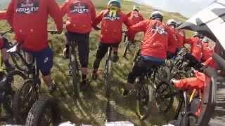 Red Bull Fox Hunt 2015 POV Gee Atherton Rostrevor Mountain Biking GoPro HD MTB