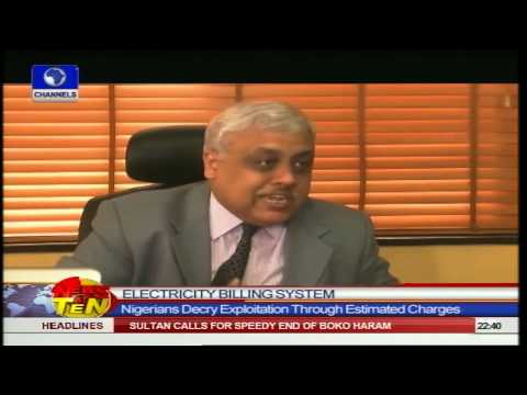 News@10: Consumers Bemoan Poor Electricity Billing System 23/11/14 Part 3