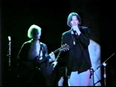 Jim Carroll w/Tamela Glenn live '88 (Shapeshifter-Terrorist Trousers-Teeth of Doubt- ++more...)
