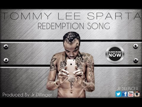 Tommy Lee Sparta - Redemption Song Produced By Jr Dillinger