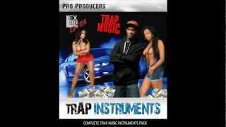 Trap Instruments -- Lex Luger Edition - Soundfonts (SF2)