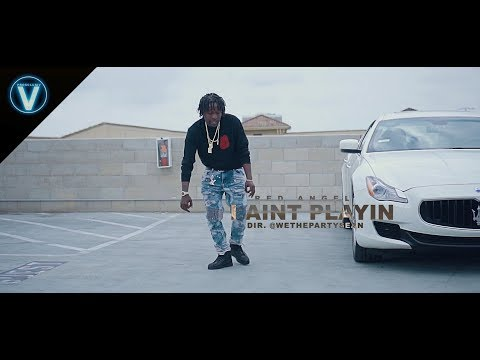 Red Angel - I Aint Playin ( Gods Plan remix ) | Dir. @WETHEPARTYSEAN