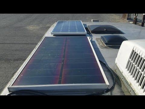 Solar Panel Installation System Upgrade