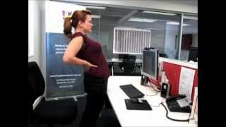 Part 3- Back Arches- Workplace Health Exercises