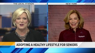 Adopting a healthy lifestyle for seniors