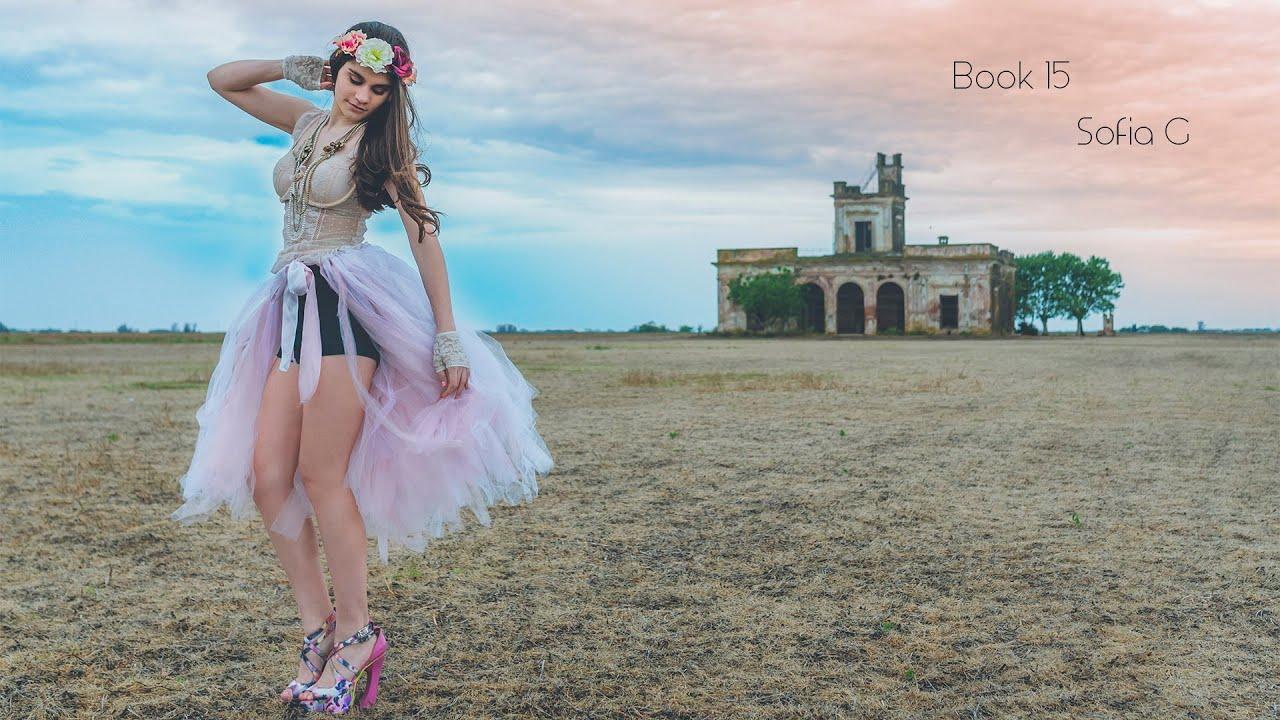 Imagenes De 15 Anos: Book De Fotos 15 Años Sofia G