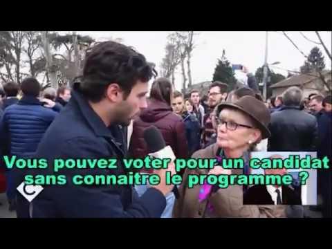 Qu'est-ce Qui Vous Plaît Dans Le Programme De Macron ?  - Je Sais Pas !