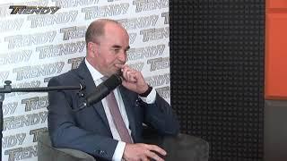 Godzina z samorządem - Waldemar Góra, burmistrz Strzyżowa