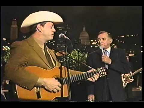 The Other Woman Ray Price Junior Brown 1998 LIVE