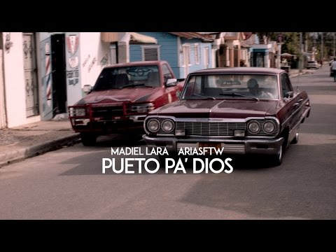 Madiel Lara ft Arias (From the Womb) - Pueto Pa' Dios (Official Music Video) @madiellara