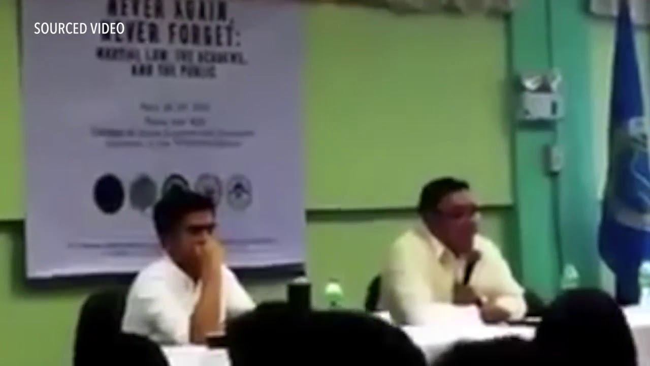 5 nat'l issues Harry Roque went from opposition to being the voice