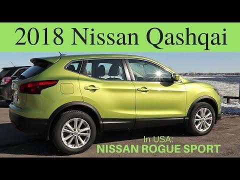 Nissan Qashqai Usa >> 2018 Nissan Quasqai Review Rogue Sport Youtube