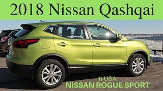 2018 Nissan Quasqai review | Rogue Sport |