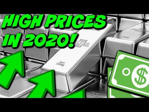 silver-price-rising-in-2020!