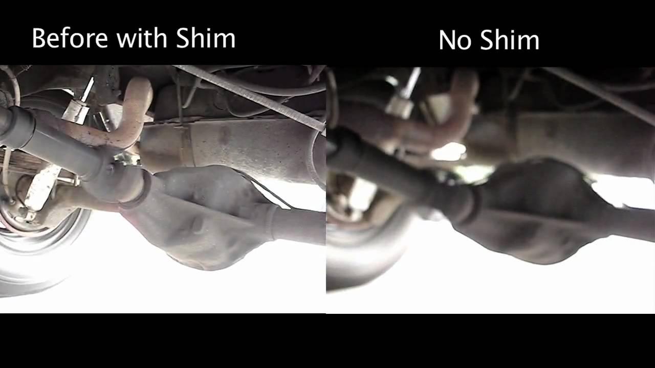 axle shim.mov - YouTube