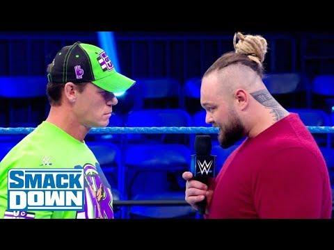 Un Show Historique Sans Public! Résultats WWE Smackdown 13 Mars 2020