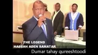 Hees Cusub Qaali - Hassan Aden Samatar