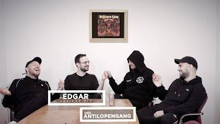 Edgar spricht mit der Antilopen Gang (Abbruch Abbruch, kalkulierte Polarisation, Lopihistorie)