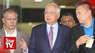 Najib SRC trial postponed to next week