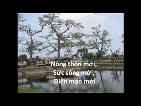Mo hinh nong thon moi Thai Binh