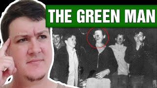 The Green Man - Charlie sem Rosto (#118 - Notícias Assombradas)