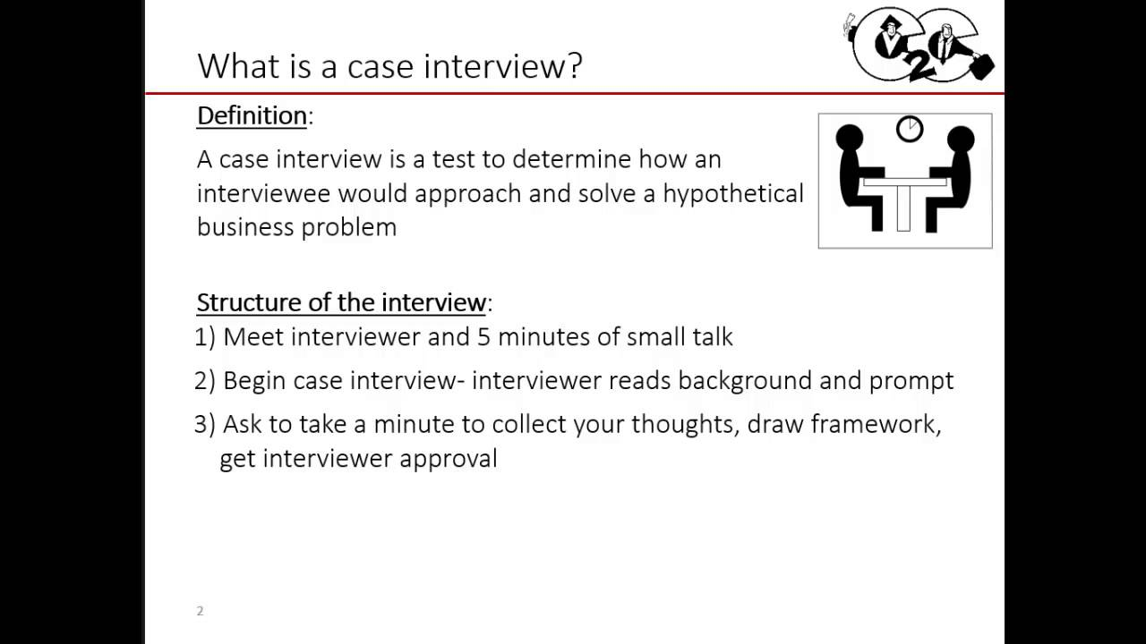 what is case interview