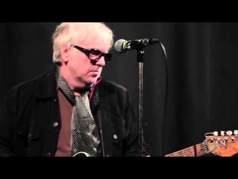 "Wreckless Eric - ""Several Shades of Green"" - Radio Woodstock 100.1 - 9/19/14"