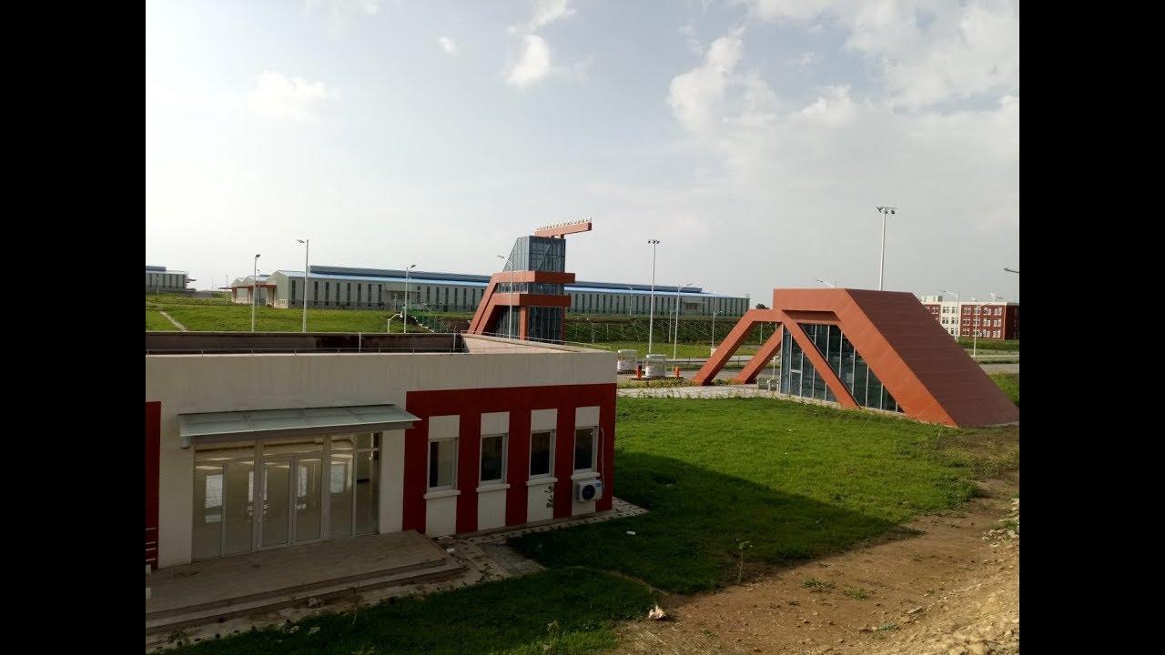 Mekelle`s Industry Park Opens Next Month - የመቐሌ ኢንዱስትሪ ፓርክ በሰኔ ወር ወደ ስራ ይገባል