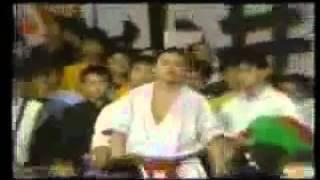 Taekwondo vs Kyokushin Karate