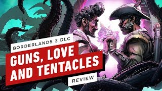 Borderlands 3: Guns, Love, and Tentacles DLC Review (Video Game Video Review)
