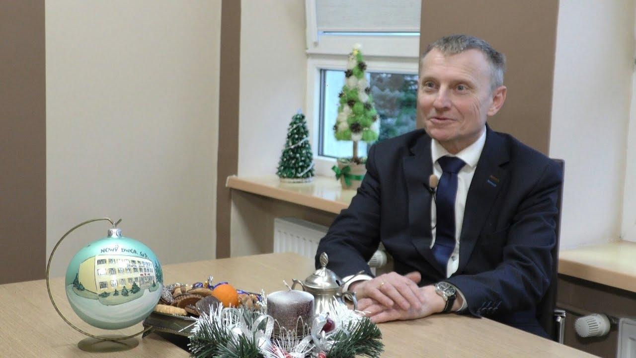 Nowy Dwór Gd.: Jacek Michalski o najważniejszych wydatkach – 21.12.2017