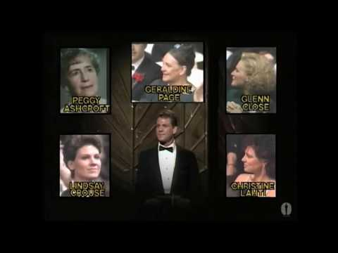 Glenn Close and her 7 Oscar nominations