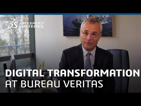 Digital Transformation at Bureau Veritas - Dassault Systèmes