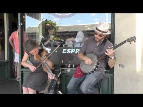 Annie Ford and Gregory Paul ~ Banjo Blues