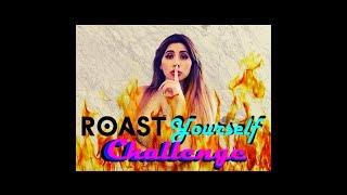 Roast Yourself Challenge (Soy la Bebeshita) - Daniela Alexis ft Alan JB