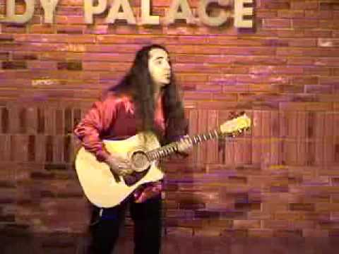 Phil Johnson's Schizo Song