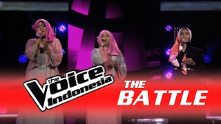 "Siti Saniyah vs R Sister ""Stay"" I The Battle I The Voice Indonesia 2016"